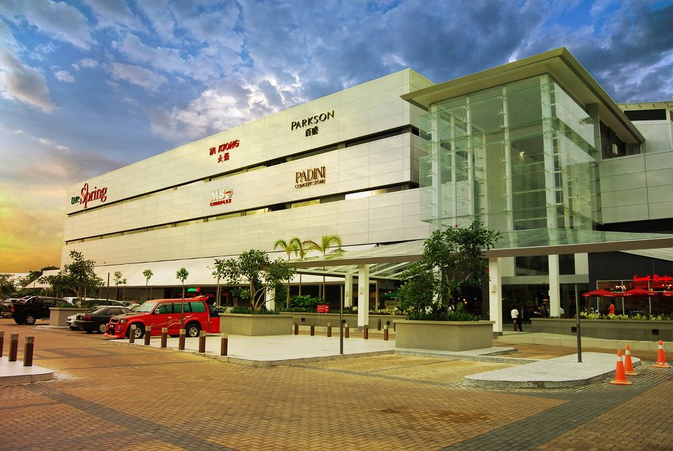 The Spring Shopping Mall Kuching