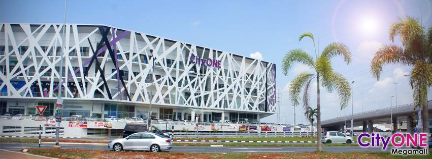 CityOne Shopping Mall Kuching