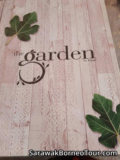 Rainforest Garden Cafe Kuching Menu