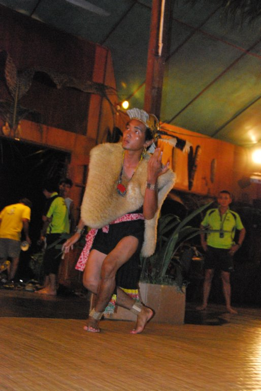 Ngajat, Tribal Dance. Your journey to Sarawak will only be complete after doing the Ngajat Dance.