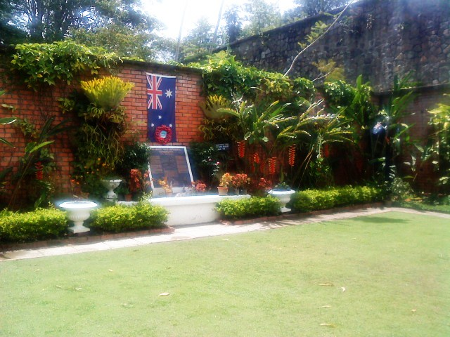 Kundasang War Memorial Park is one of the first memorial to honour the brave Australian and British Prisoners of War who perished in Sandakan